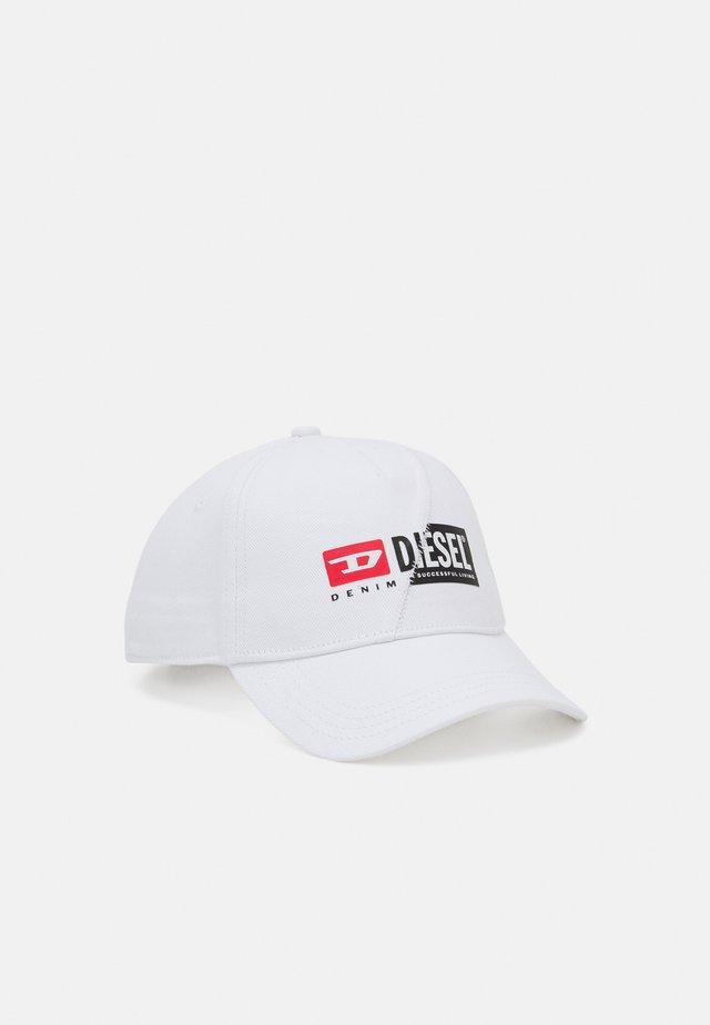 CAP-CUTY UNISEX - Kšiltovka - white
