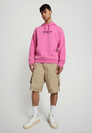 B-BOX HOODIE - Hoodie - pink super