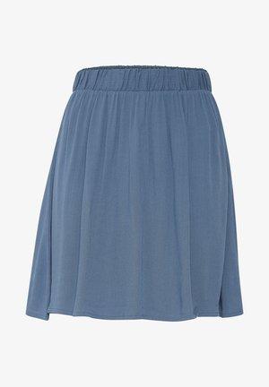 IHMARRAKECH - Pleated skirt - coronet blue