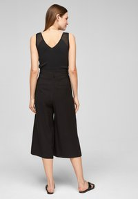 s.Oliver BLACK LABEL - Pantalon classique - black - 2