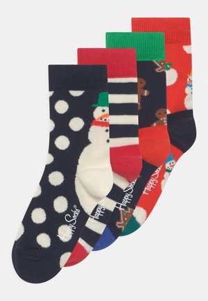 HOLIDAY GIFT SET 4 PACK UNISEX - Sokken - multi-coloured