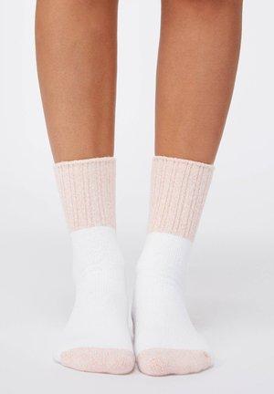 2 PAIRS - Socks - light grey