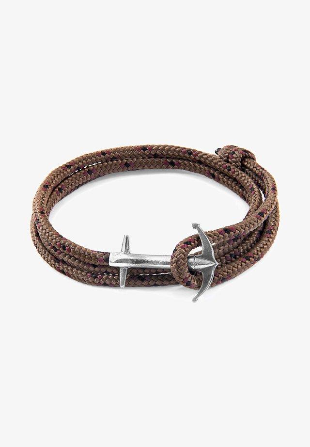 ADMIRAL - Armband - brown