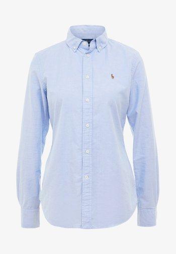 OXFORD SLIM FIT - Button-down blouse - blue hyacinth