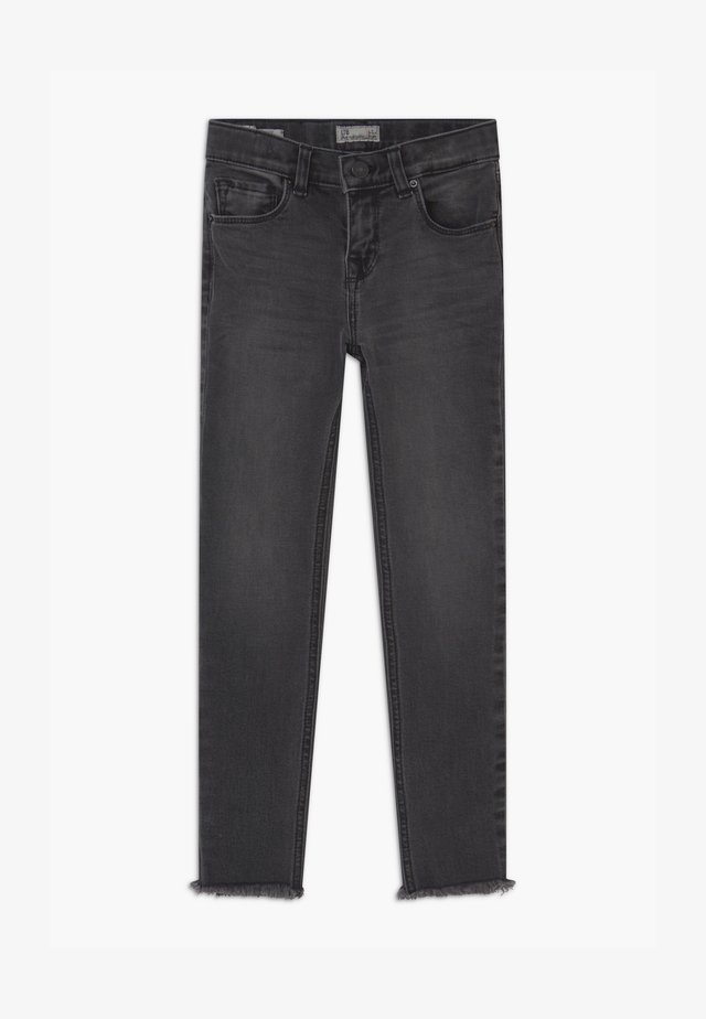 AMY - Jeans Slim Fit - latore wash