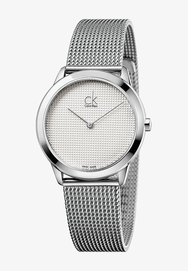 MINIMAL  - Watch - silver