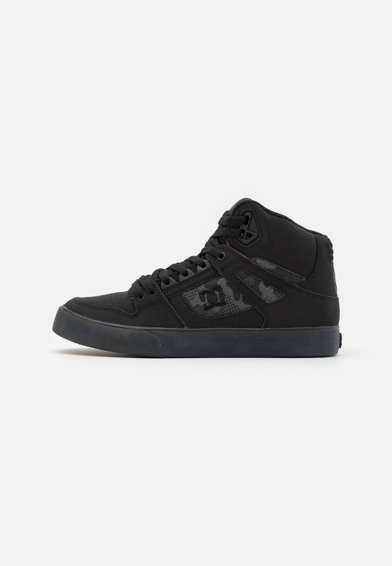 DC Shoes - PURE - Skate shoes - black