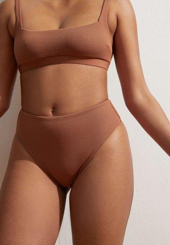 Bikini bottoms - brown