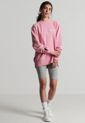 Sweatshirt - candy marl