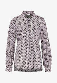Gerry Weber - Button-down blouse - dark navy bleu druck - 3