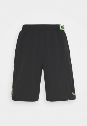 TRAIN FIRST MILE XTREME SHORT - Sports shorts - black