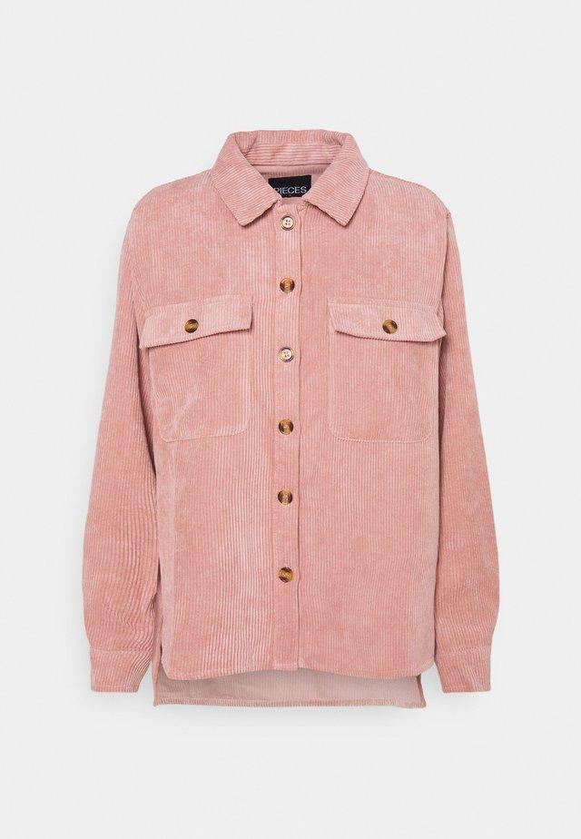 PCEFFI - Summer jacket - ash rose