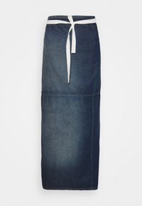MM6 Maison Margiela - SKIRT - Denim skirt - vintage wash - 4