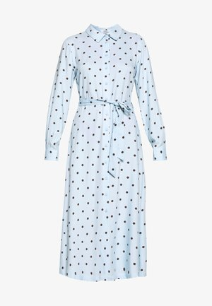 NAKITA LEIA DRESS - Kjole - light blue