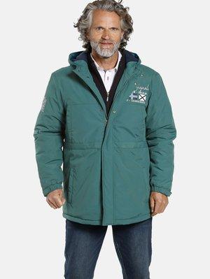 EVIND - Winter jacket - petrol