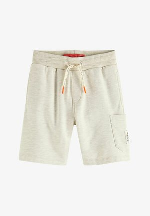 Shorts - ecru melange