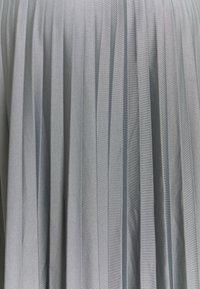 Esprit - PLEATED SKIRT - Pleated skirt - gunmetal - 2