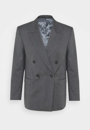 BOXY - Suit jacket - grey