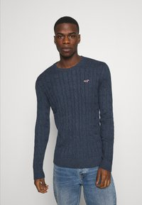 Hollister Co. - Pullover - navy - 0