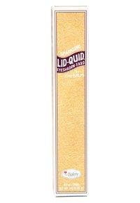 the Balm - LID-QUID - Eye shadow - champagne - 1