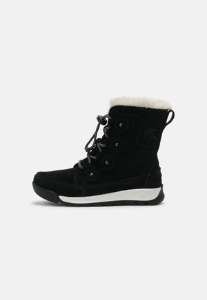 YOUTH WHITNEY JOAN LACE UNISEX - Winter boots - black/fawn