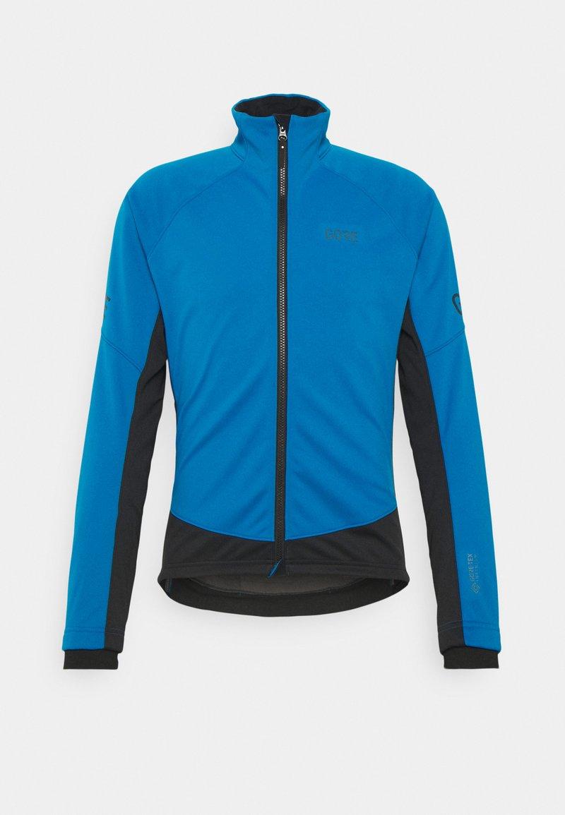 Gore Wear - TEX INFINIUM™ THERMO - Softshelljacke - sphere blue/black