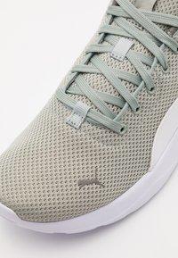 Puma - ANZARUN LITE - Scarpe running neutre - aqua gray/white/ultra gray - 5