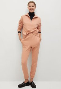 Mango - RIVI-A - Sweatshirt - růžová - 1