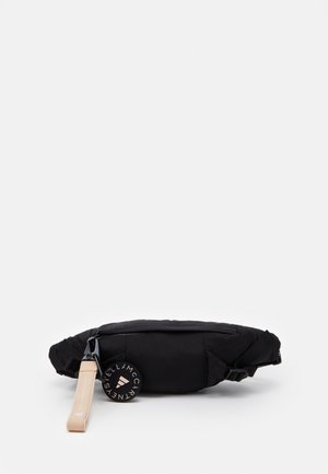 BUMBAG - Across body bag - black/white/apsior
