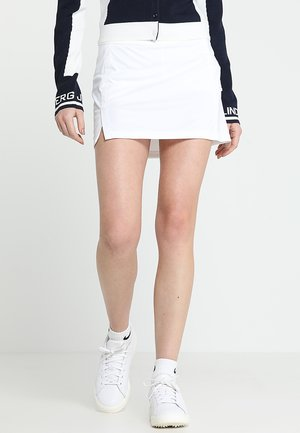 AMELIE - Sports skirt - white