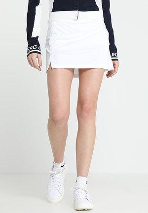 AMELIE - Spódnica sportowa - white