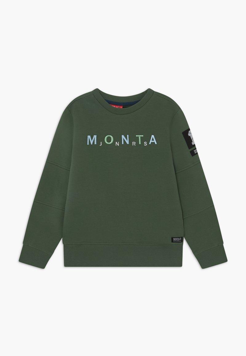 Monta Juniors - CADIZ - Sweatshirt - laurel