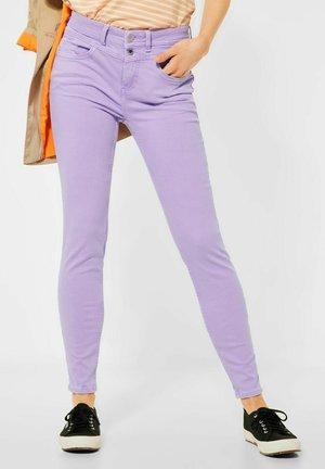Jeans Skinny Fit - lila