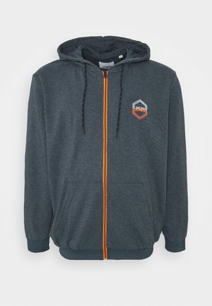 JJDELIGHT  - Zip-up hoodie - navy blazer