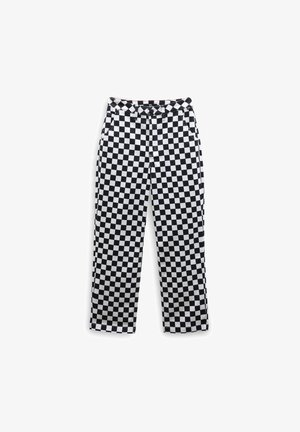 Trousers - checkerboard