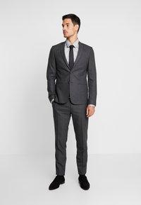 Armani Exchange - Formal shirt - grey - 1
