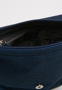Jost - Across body bag - navy - 4