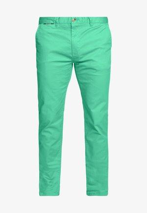 MOTT CLASSIC - Chino - emerald