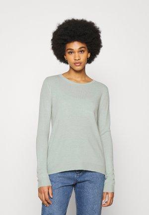 JDYNEW FRIENDS - Pullover - light green