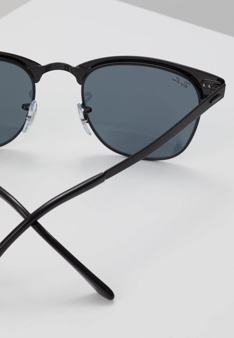 Commercialisable Meilleurs prix Ray-Ban Lunettes de soleil - black - ZALANDO.FR dubMo