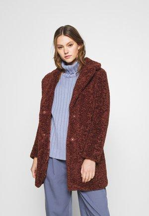 WENDY - Classic coat - rust