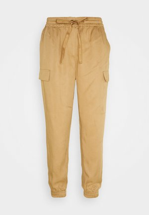 PANTS - Cargo trousers - countryside khaki