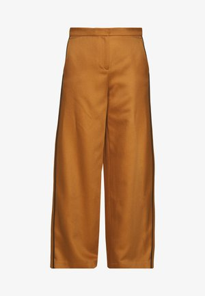 ANTIONETTE - Trousers - caramel