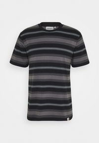Carhartt WIP - BUREN  - Print T-shirt - black - 4