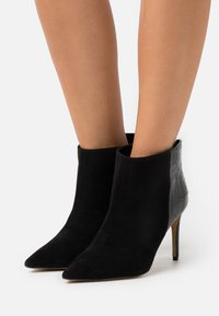 L37 - LADIES NIGHT - High heeled ankle boots - black - 0