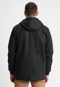 HARRINGTON - FRANCKY HOODED - Krátký kabát - gris - 2