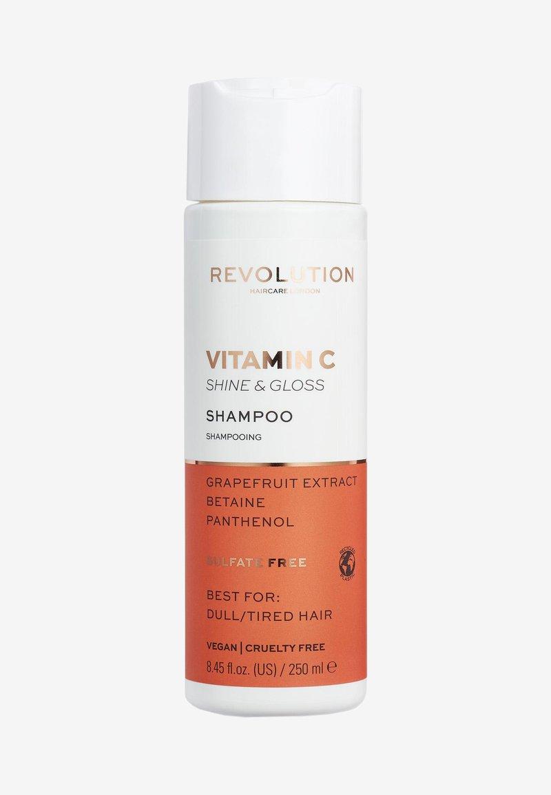 Revolution Haircare - HAIRCARE VITAMIN C SHINE & GLOSS SHAMPOO  - Shampoo - -