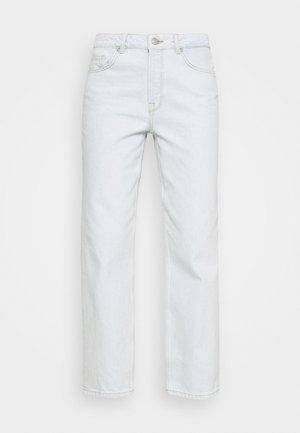 SLFKATE - Straight leg -farkut - light blue denim