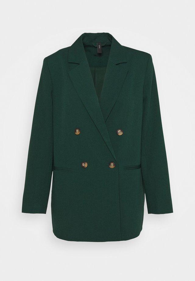 YASBRIZAL  - Krótki płaszcz - pineneedle