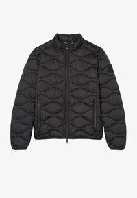 Marc O'Polo DENIM - MIT SLOW DOWN - NO DOWN-WATTIERUNG - Winter jacket - black - 6